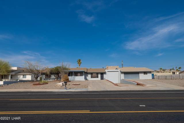 3557 Palo Verde Blvd N, Lake Havasu City, AZ 86404 (MLS #1016905) :: Coldwell Banker