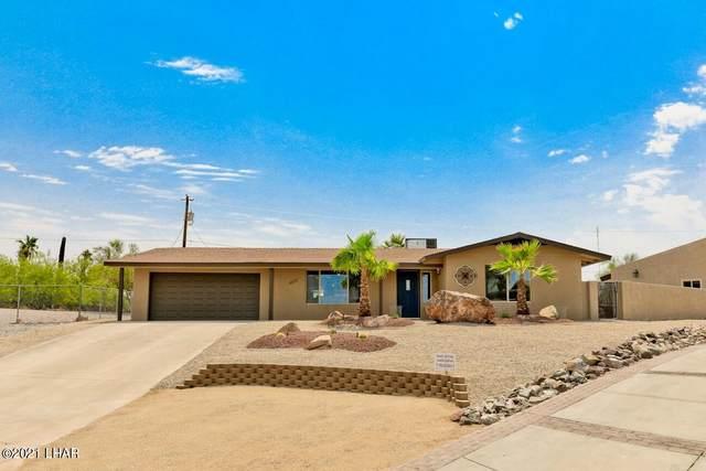 1023 Clearwater Pl, Lake Havasu City, AZ 86406 (MLS #1016906) :: Coldwell Banker