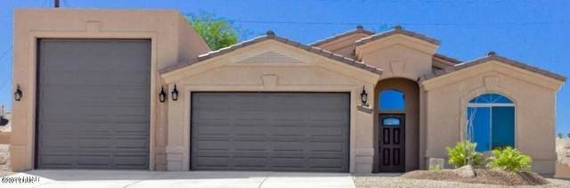 941 Mcculloch Blvd S, Lake Havasu City, AZ 86406 (MLS #1016921) :: The Lander Team