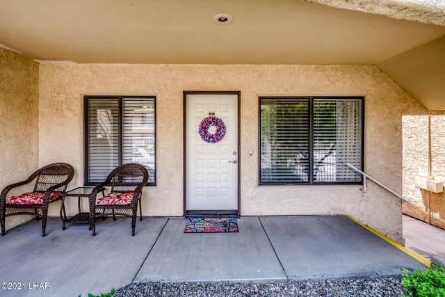 1806 Swanson Ave #121, Lake Havasu City, AZ 86403 (MLS #1016927) :: The Lander Team