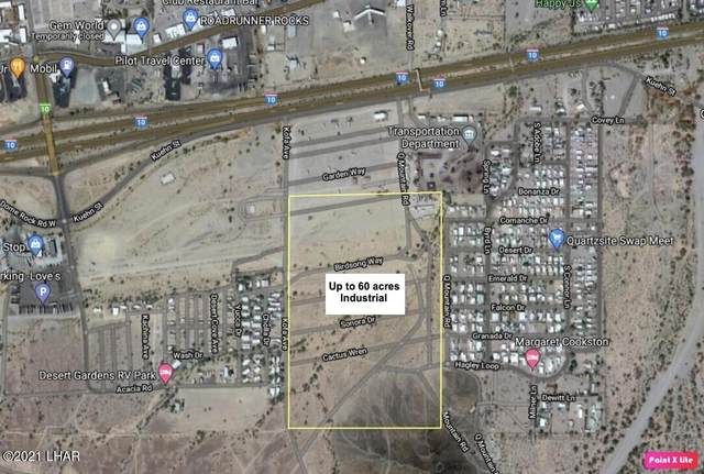 Xxxx S Kofa Dr, Quartzsite, AZ 85346 (MLS #1016948) :: Local Realty Experts