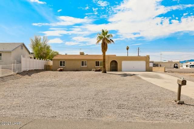 2180 Mimosa Dr, Lake Havasu City, AZ 86403 (MLS #1016951) :: Coldwell Banker