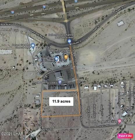 Xxx S Quartzsite Blvd, Quartzsite, AZ 85346 (MLS #1016963) :: Local Realty Experts