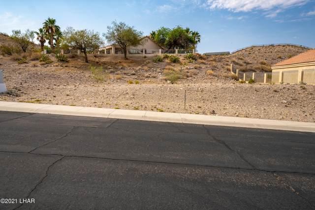 2868 Cactus Bloom Dr, Bullhead City, AZ 86429 (MLS #1016967) :: Coldwell Banker