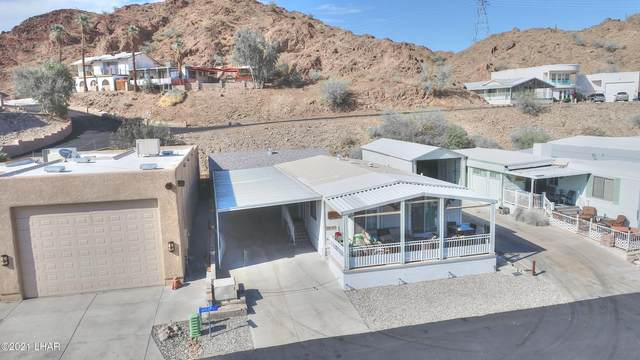 36919 Canyon View Dr, Parker, AZ 85344 (MLS #1016987) :: Local Realty Experts