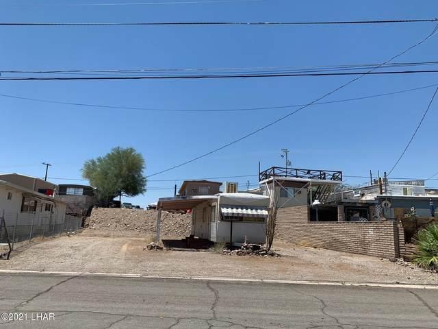 10720 Admiral Rd, Parker, AZ 85344 (MLS #1017005) :: Realty One Group, Mountain Desert