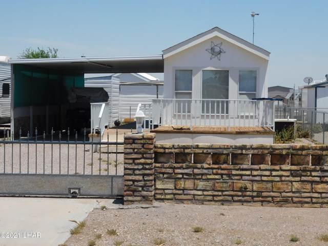 608 W Desert Dr, Quartzsite, AZ 85346 (MLS #1017042) :: The Lander Team