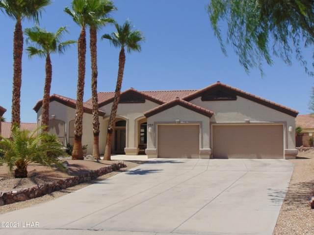 3919 Surrey Hills Ln, Lake Havasu City, AZ 86404 (MLS #1017106) :: Coldwell Banker