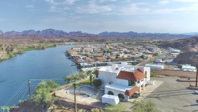80847 Bluff Dr, Parker, AZ 85344 (MLS #1017118) :: Local Realty Experts