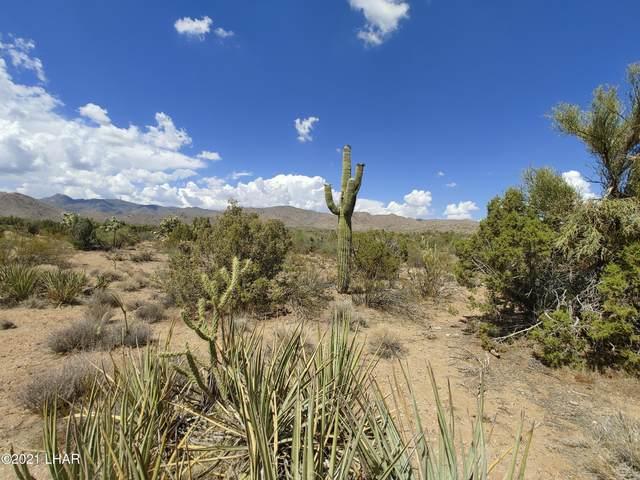 137 Arroyo Vista Dr, Yucca, AZ 86438 (MLS #1017121) :: The Lander Team