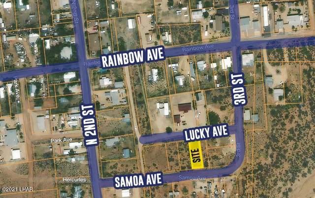 0 W. Lucky Boy Ave, Chloride, AZ 86431 (MLS #1017154) :: The Lander Team