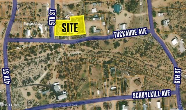 4821 Tuckahoe Ave, Chloride, AZ 86431 (MLS #1017156) :: The Lander Team