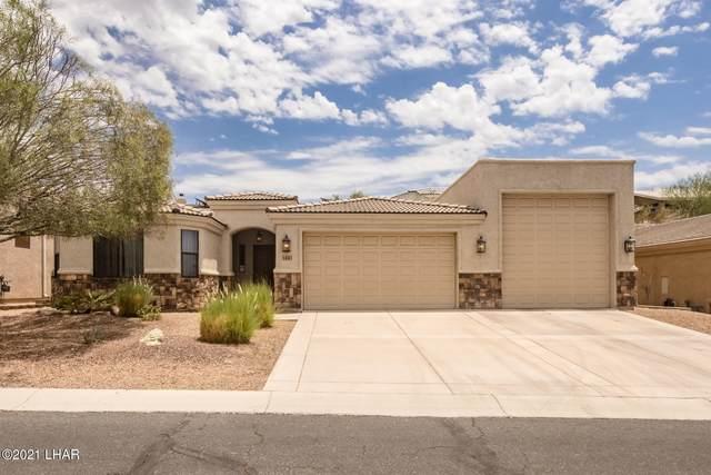 1041 Montrose Dr, Lake Havasu City, AZ 86406 (MLS #1017163) :: Coldwell Banker
