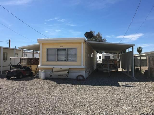 425 N Moonlight Dr, Parker, AZ 85344 (MLS #1017165) :: Realty One Group, Mountain Desert