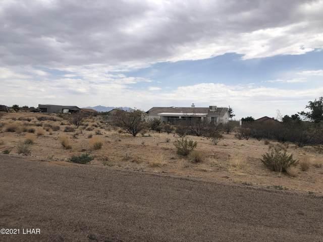 Tbd Cactus Dr, Kingman, AZ 86401 (MLS #1017167) :: The Lander Team
