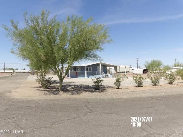 44309 Short St, Bouse, AZ 85325 (MLS #1017182) :: Coldwell Banker