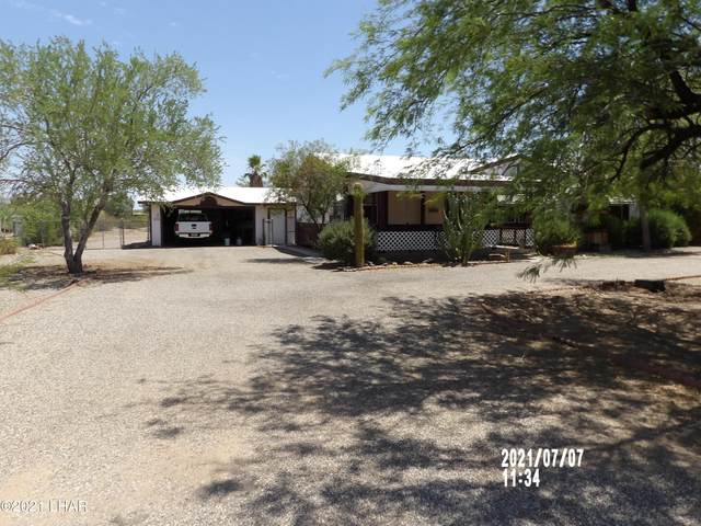 42751 La Posa Rd, Bouse, AZ 85325 (MLS #1017183) :: Coldwell Banker
