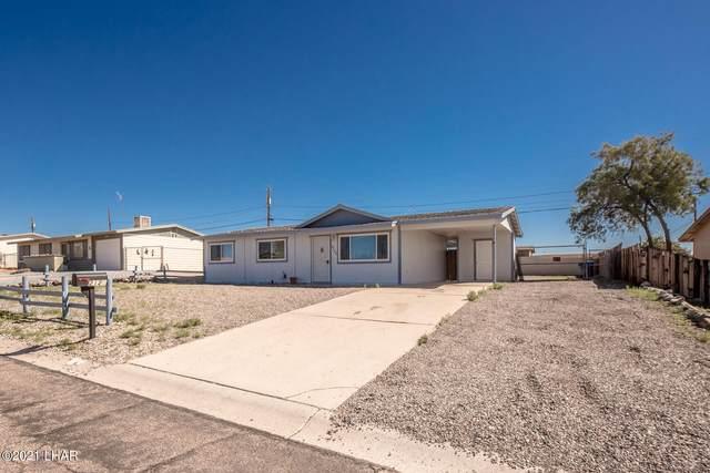 2120 Commander Dr, Lake Havasu City, AZ 86403 (MLS #1017269) :: Lake Havasu City Properties