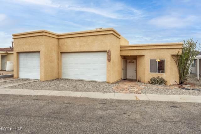 927 Linger Dr, Parker, AZ 85344 (MLS #1017283) :: Realty One Group, Mountain Desert