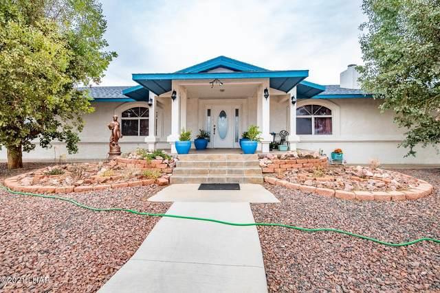 6522 N Cherum Rd, Kingman, AZ 86409 (MLS #1017316) :: Realty One Group, Mountain Desert