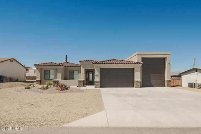 431 Sedona Dr, Lake Havasu City, AZ 86403 (MLS #1017335) :: Realty One Group, Mountain Desert