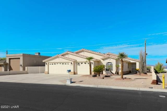 1231 Pueblo Dr, Lake Havasu City, AZ 86406 (MLS #1017364) :: Realty ONE Group