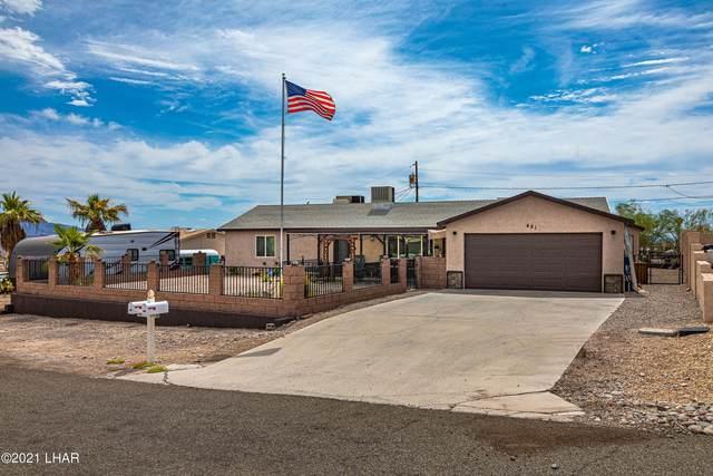 481 Silver King Dr, Lake Havasu City, AZ 86406 (MLS #1017387) :: Lake Havasu City Properties