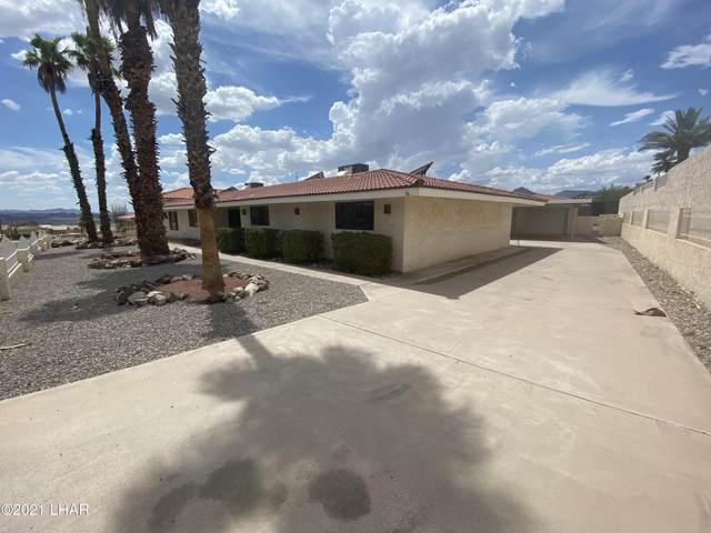 2391 Stroke Dr, Lake Havasu City, AZ 86406 (MLS #1017390) :: Realty ONE Group