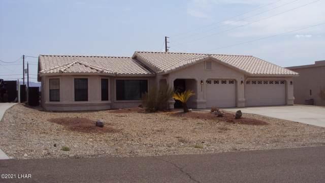 2500 Hacienda Dr, Lake Havasu City, AZ 86403 (MLS #1017398) :: Realty ONE Group