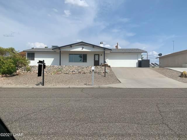 2660 Diablo Dr, Lake Havasu City, AZ 86406 (MLS #1017402) :: Lake Havasu City Properties