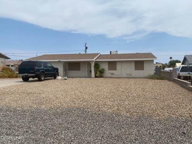 2356 Swift Dr, Lake Havasu City, AZ 86404 (MLS #1017409) :: The Lander Team
