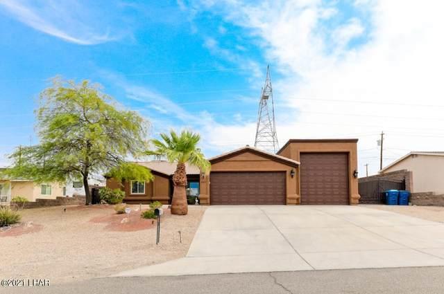 440 Mohican Dr, Lake Havasu City, AZ 86406 (MLS #1017420) :: Lake Havasu City Properties