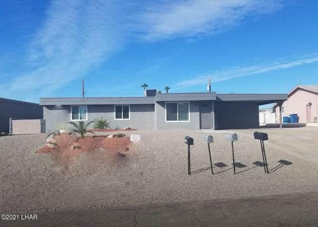 3429 Offshore Dr, Lake Havasu City, AZ 86406 (MLS #1017423) :: Realty ONE Group