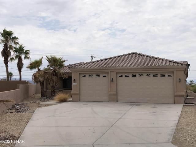2500 Venturer Ln, Lake Havasu City, AZ 86403 (MLS #1017427) :: Realty One Group, Mountain Desert