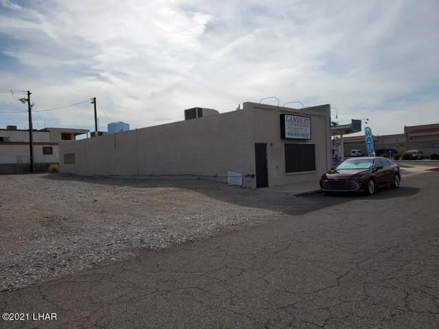 54 Del Rio Ln, Lake Havasu City, AZ 86403 (MLS #1017434) :: Lake Havasu City Properties