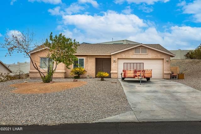 2765 Arcadia Dr, Lake Havasu City, AZ 86404 (MLS #1017435) :: Realty ONE Group