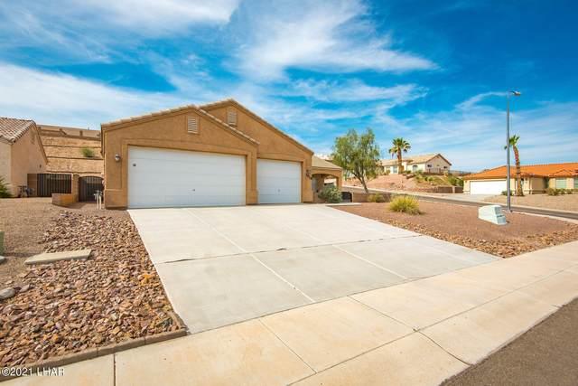 1514 Ilona Dr, Bullhead City, AZ 86442 (MLS #1017441) :: Local Realty Experts