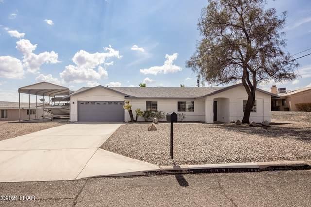 13 El Dorado Ave S, Lake Havasu City, AZ 86403 (MLS #1017446) :: Realty ONE Group