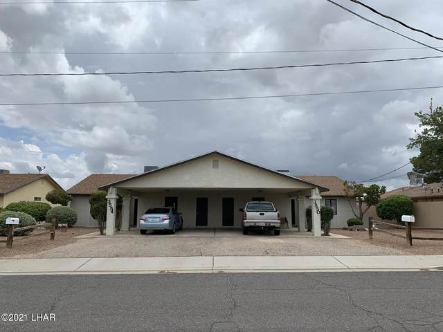 3550 N Verdugo Rd, Kingman, AZ 86409 (MLS #1017447) :: Local Realty Experts