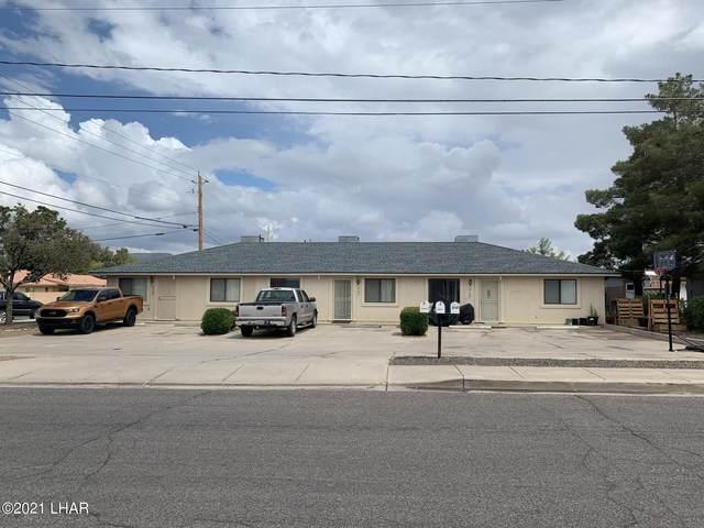2105 Pasadena Ave, Kingman, AZ 86401 (MLS #1017449) :: Realty One Group, Mountain Desert