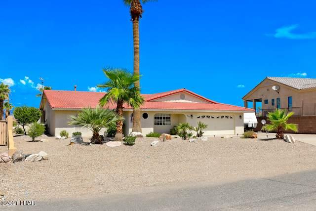 2181 Souchak Drive, Lake Havasu City, AZ 86406 (MLS #1017458) :: Realty One Group, Mountain Desert