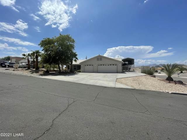 1205 Hillview Cir, Lake Havasu City, AZ 86403 (MLS #1017461) :: Realty One Group, Mountain Desert