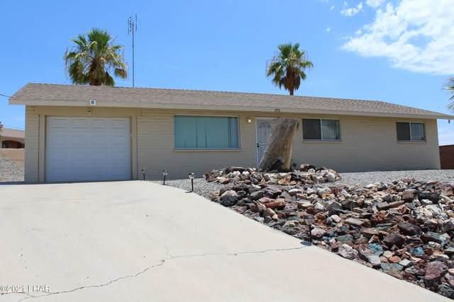 390 Tumamoc Dr, Lake Havasu City, AZ 86403 (MLS #1017463) :: Realty One Group, Mountain Desert