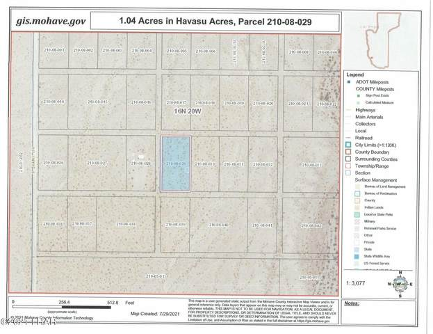 0000 Unknown, Topock, AZ 86436 (MLS #1017469) :: Realty One Group, Mountain Desert
