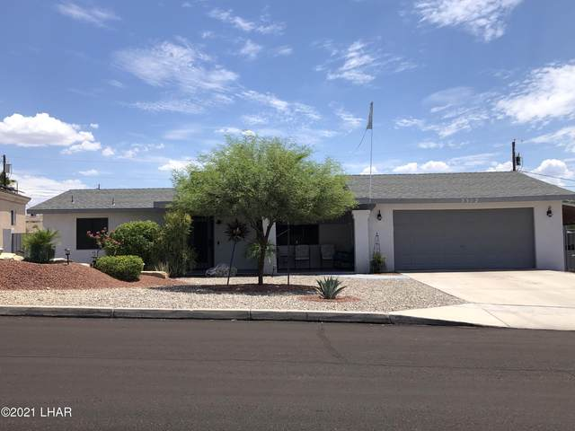 3512 Wallingford Dr, Lake Havasu City, AZ 86406 (MLS #1017476) :: The Lander Team