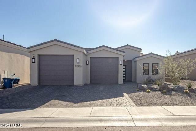 8006 Corte Del Desierto, Lake Havasu City, AZ 86403 (MLS #1017485) :: Coldwell Banker