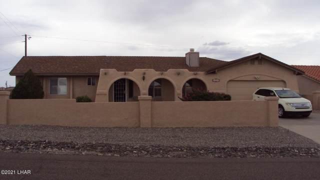 2860 Alibi Dr, Lake Havasu City, AZ 86404 (MLS #1017496) :: Coldwell Banker