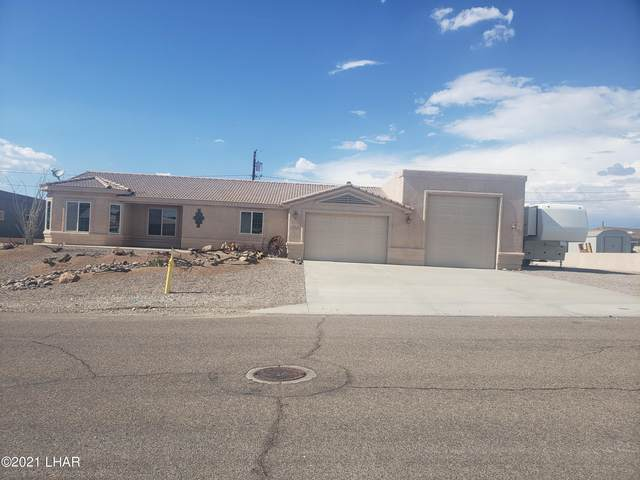 2515 Barranca Dr, Lake Havasu City, AZ 86403 (MLS #1017507) :: Coldwell Banker
