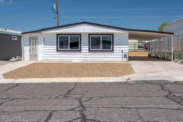 3040 Mescalero Dr, Lake Havasu City, AZ 86404 (MLS #1017527) :: Local Realty Experts