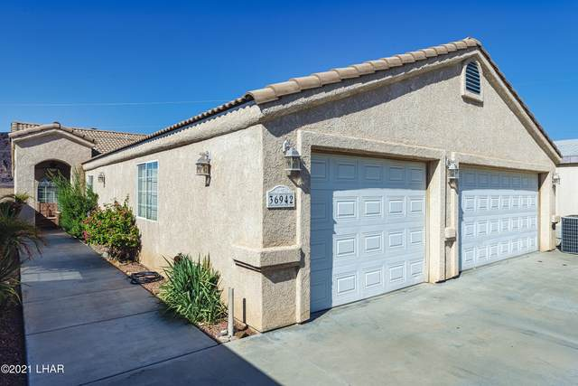 36942 Canyon View Dr, Parker, AZ 85344 (MLS #1017535) :: Local Realty Experts